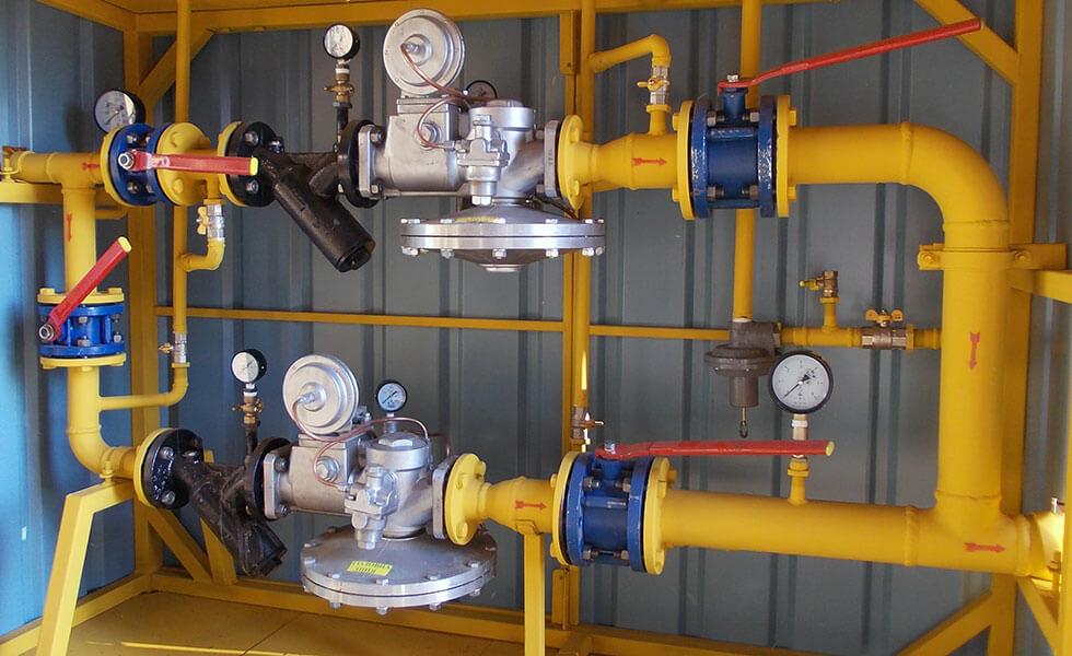 газорегуляторные станции